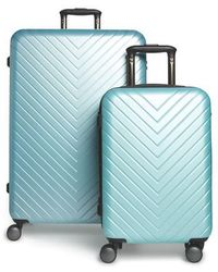 Nordstrom - Chevron 29-inch & 20-inch Spinner Luggage Set - Lyst