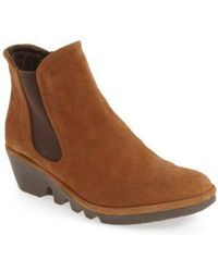 Fly London - 'phil' Chelsea Boot - Lyst