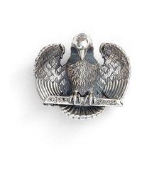 Konstantino - Heonos Two-tone Eagle Pendant - Lyst