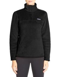 Patagonia - 're-tool' Snap Pullover - Lyst