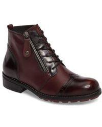 Wolky - Millstream Boot - Lyst