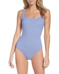 Tommy Bahama - Reversible One-piece Swimsuit - Lyst
