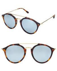 KAPTEN & SON - Fitzroy 48mm Sunglasses - Lyst