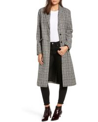 The Fifth Label - Nimbus Check Coat - Lyst