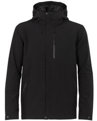 Icebreaker - Merinoloft(tm) Stratus Transcend Waterproof Hooded Jacket - Lyst