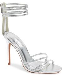 TOPSHOP - Rich Tall Strappy Sandal - Lyst