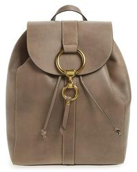Frye | Ilana Harness Leather Backpack | Lyst