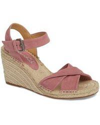 Splendid | Fairfax Espadrille Wedge Sandal | Lyst