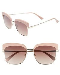 Chelsea28 - Isabella 56mm Cat Eye Sunglasses - - Lyst