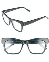 L.A.M.B. - 50mm Optical Rectangular Glasses - Lyst