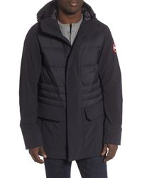 cda7766d21d Canada Goose - Breton 675-fill Power Down Coat - Lyst