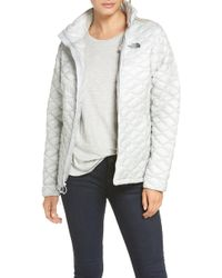 The North Face - Thermoball(tm) Full Zip Jacket - Lyst