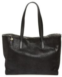 Stella McCartney - 'falabella - Shaggy Deer' Faux Leather Tote - Lyst
