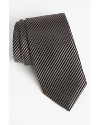 David Donahue - Woven Silk Tie - Lyst