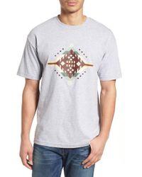 Pendleton - Crewneck T-shirt - Lyst