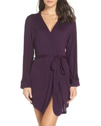 Honeydew Intimates - All American Jersey Robe - Lyst