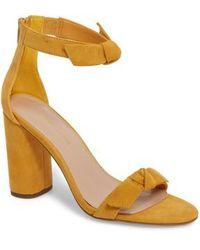 BCBGMAXAZRIA - Faedra Ankle Strap Sandal - Lyst