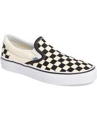 Vans - Classic Slip-on Sneaker - Lyst