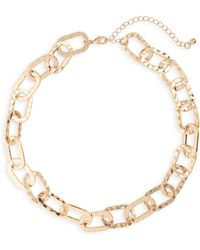 Panacea - Chain Link Necklace - Lyst