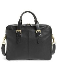 Cole Haan - Brayton Leather Attache Briefcase - - Lyst