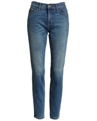 Current/Elliott - The Stiletto Ankle Skinny Jeans - Lyst