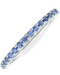 Kwiat - Sapphire Ring - Lyst