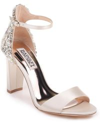 Badgley Mischka - Badgley Mischka Seina Ankle Strap Sandal - Lyst