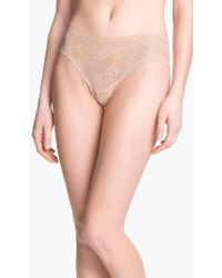 Cosabella - 'trenta' Low Rise Lace Thong - Lyst