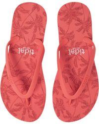 Tidal - Breeze Flip Flop - Lyst