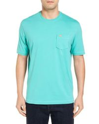 Tommy Bahama | 'new Bali Sky' Pima Cotton Pocket T-shirt | Lyst