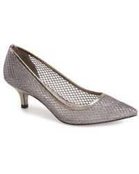 Adrianna Papell | 'lois' Mesh Pump | Lyst