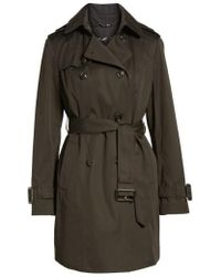 London Fog | Heritage Trench Coat With Detachable Liner | Lyst