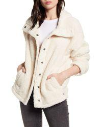 Billabong - Cozy Days Jacket - Lyst