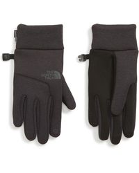 The North Face - Etip(tm) Hardface Tech Gloves - Lyst
