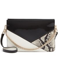 Givenchy - Cross 3 Leather Crossbody Bag - Lyst