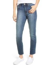 Articles of Society - Rene Ankle Straight Leg Jeans - Lyst