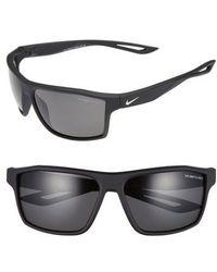 478c0d50f5 Nike - Legend 65mm Polarized Multi-sport Sunglasses - Lyst