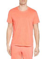 Daniel Buchler - Peruvian Pima Cotton Crewneck T-shirt - Lyst