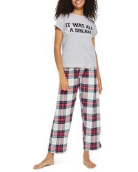 TOPSHOP - It Was All A Dream Pajamas - Lyst