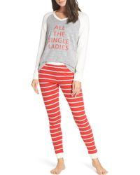 Make + Model - Holiday Pajamas - Lyst