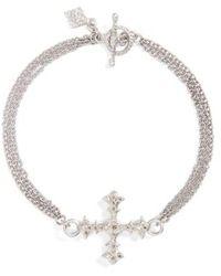 Armenta - Old World Multistrand Diamond Bracelet - Lyst