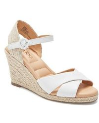 Me Too | Bettina Espadrille Wedge Sandal | Lyst