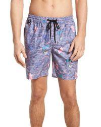 Globe - Deep End Pool Shorts - Lyst