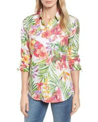 Tommy Bahama - Marabella Blooms Button Down Shirt - Lyst