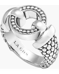 Lagos - 'enso' Caviar(tm) Ring - Lyst