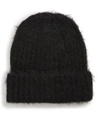 Treasure & Bond - Eyelash Beanie - - Lyst