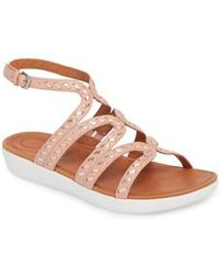 Fitflop - Strata Gladiator Sandal - Lyst