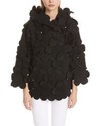 Paskal - Applique Hooded Jacket - Lyst