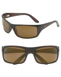 Maui Jim - 'peahi - Polarizedplus2' 67mm Sunglasses - - Lyst