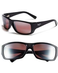 Maui Jim - 'wassup - Polarizedplus2' 61mm Polarized Sunglasses - - Lyst